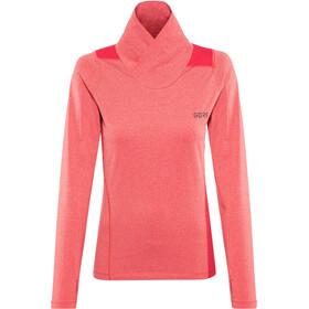 GORE WEAR R3 Hardloopshirt lange mouwen Dames roze